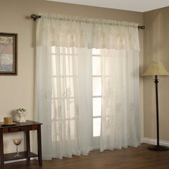 Hydrangea-Faux-Linen-Panel-and-Valance-Cream-Zoom