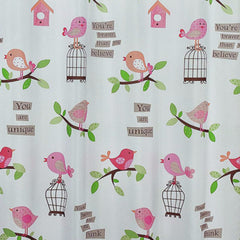 Inspirational-Tweets-Fabric-Shower-Curtain-Multi-Zoom