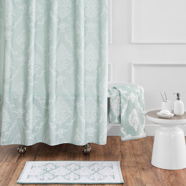 Juno Fabric Shower Curtain