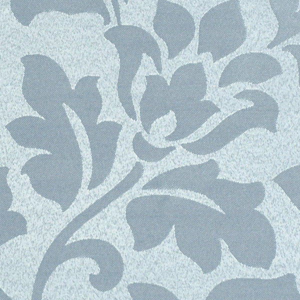 Close up shot of Mist Leah Jacquard Grommet Panel fabric