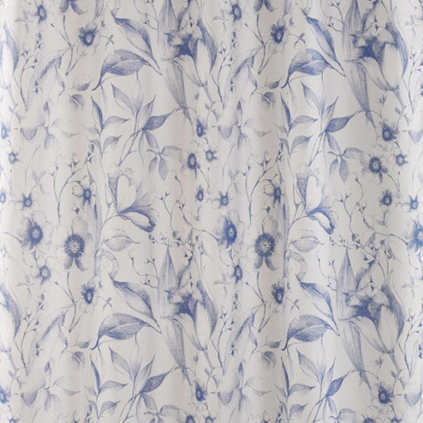Leilani Fabric Shower Curtain