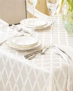 Lenox Laurel Leaf Fabric Tablecloth