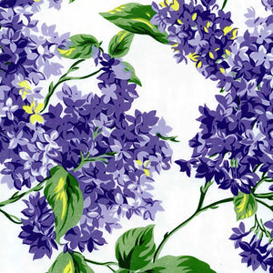 Lilac-Bouquet-Vinyl-Tablecloth-White