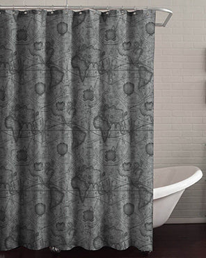 Magellan Fabric Shower Curtain