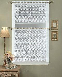 Medallion Tier and Valance