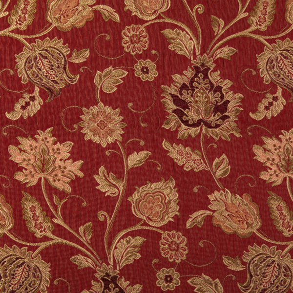 Melbourne-Chenille-Panel-Burgundy-Zoom