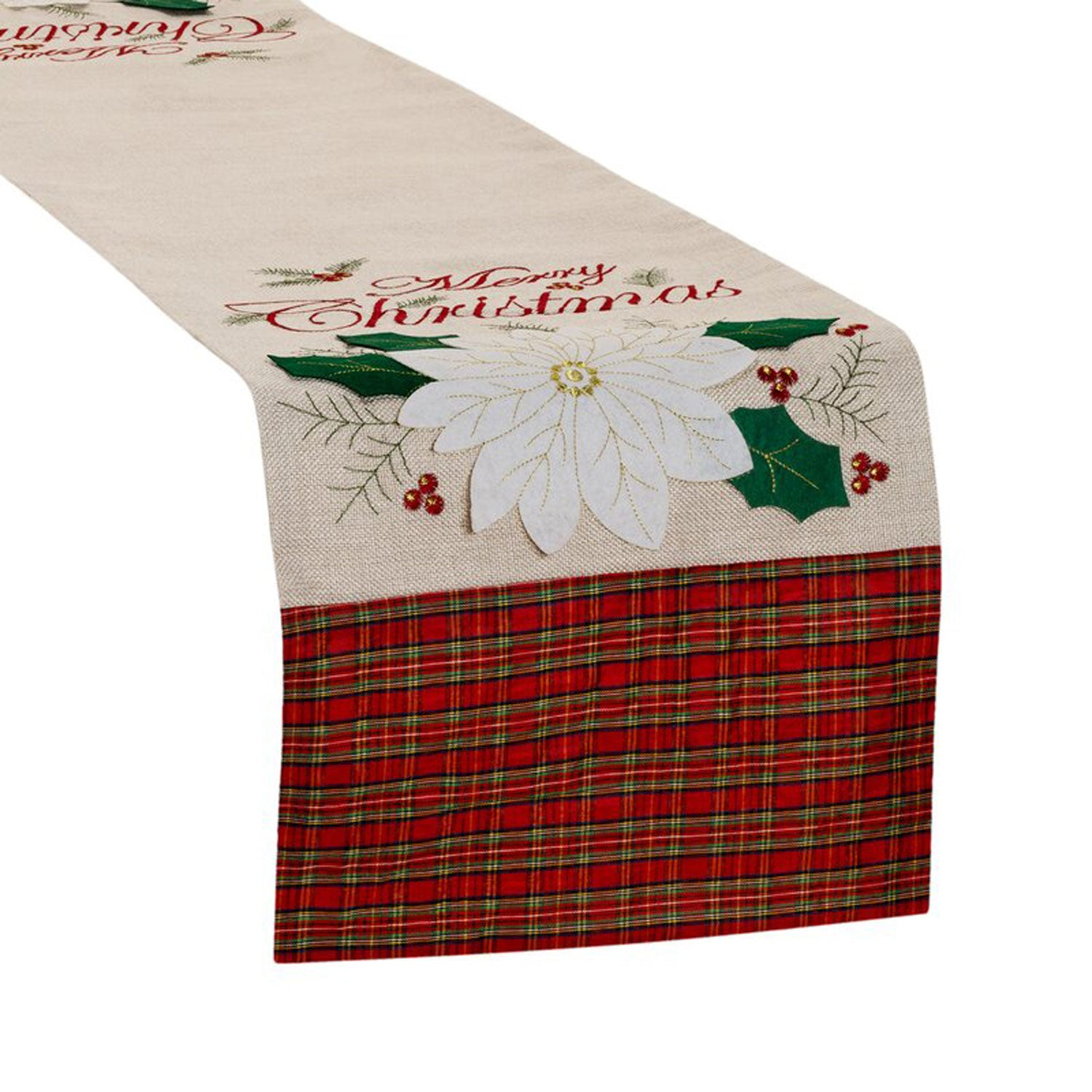 "Seasonal Picks 13"" x 70"" Table Runner"