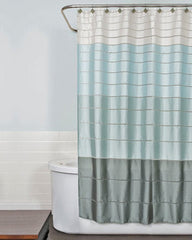 Modena Stripe- Fabric- Shower Curtain