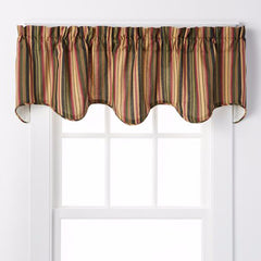 Montego-Stripe-Lined-Scalloped-Valance-Zoom