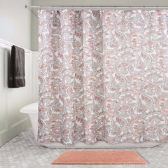Mosaic-Vine-Shower-Curtain-Zoom
