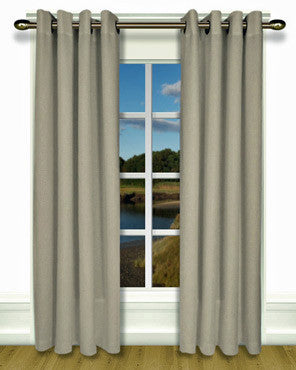 New Castle Lined Grommet Top Panel