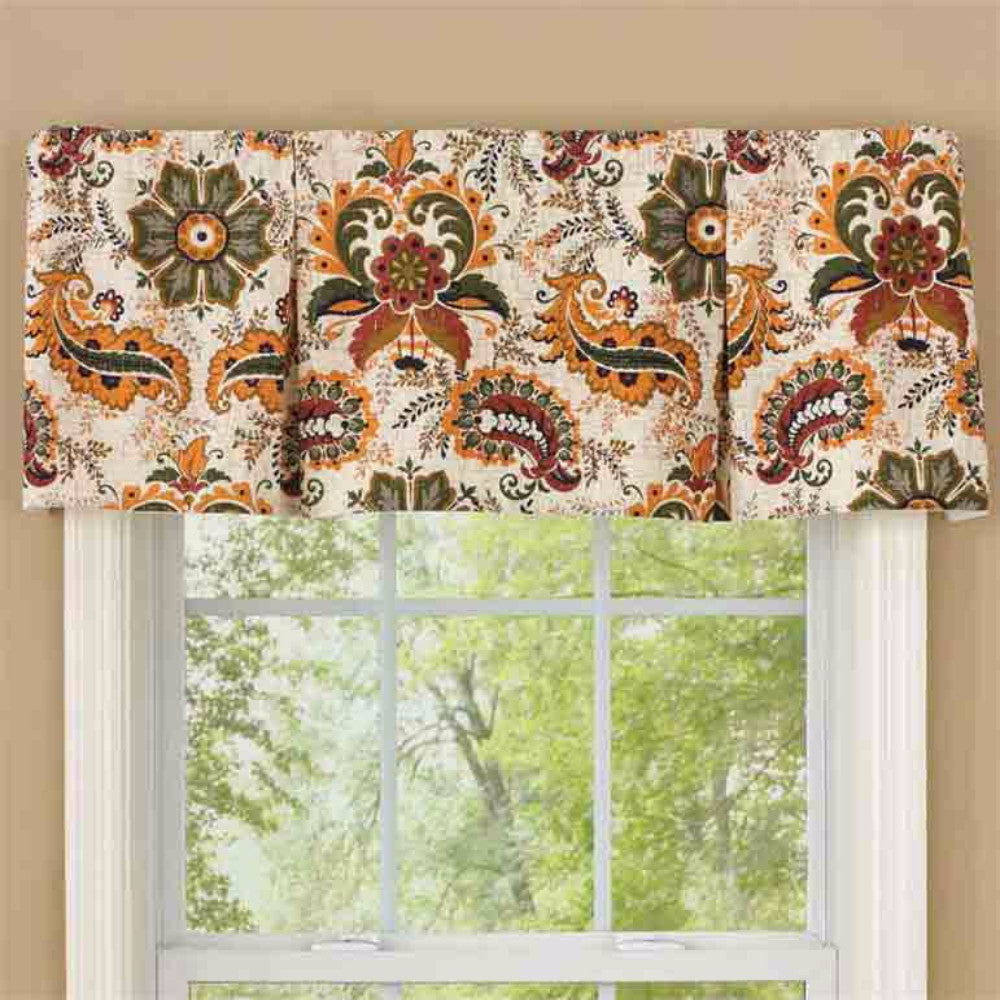 Oakley-Paisley-Lined-Pleated-Valance-Zoom