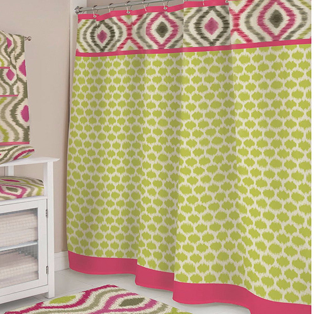 Optic-Delight-Fabric-Shower-Curtain-Multi-Zoom