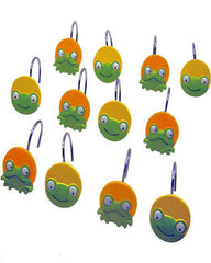 Peeking-Frogs-Shower-Hooks