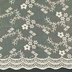 Priscilla -Bridal-Lace-Tier- Valance- and- Swag-Ivory