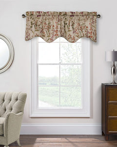 Rockport Lined Federal Valance