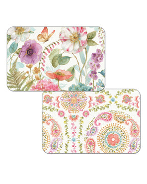 Rainbow Seeds Reversible Placemat