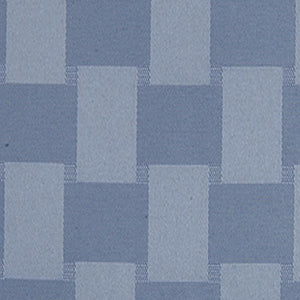 Closeup of Stone Blue Reflections Microfiber Fabric Tablecloth