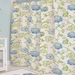 Refresh-Fabric-Shower-Curtain-Blue-Zoom