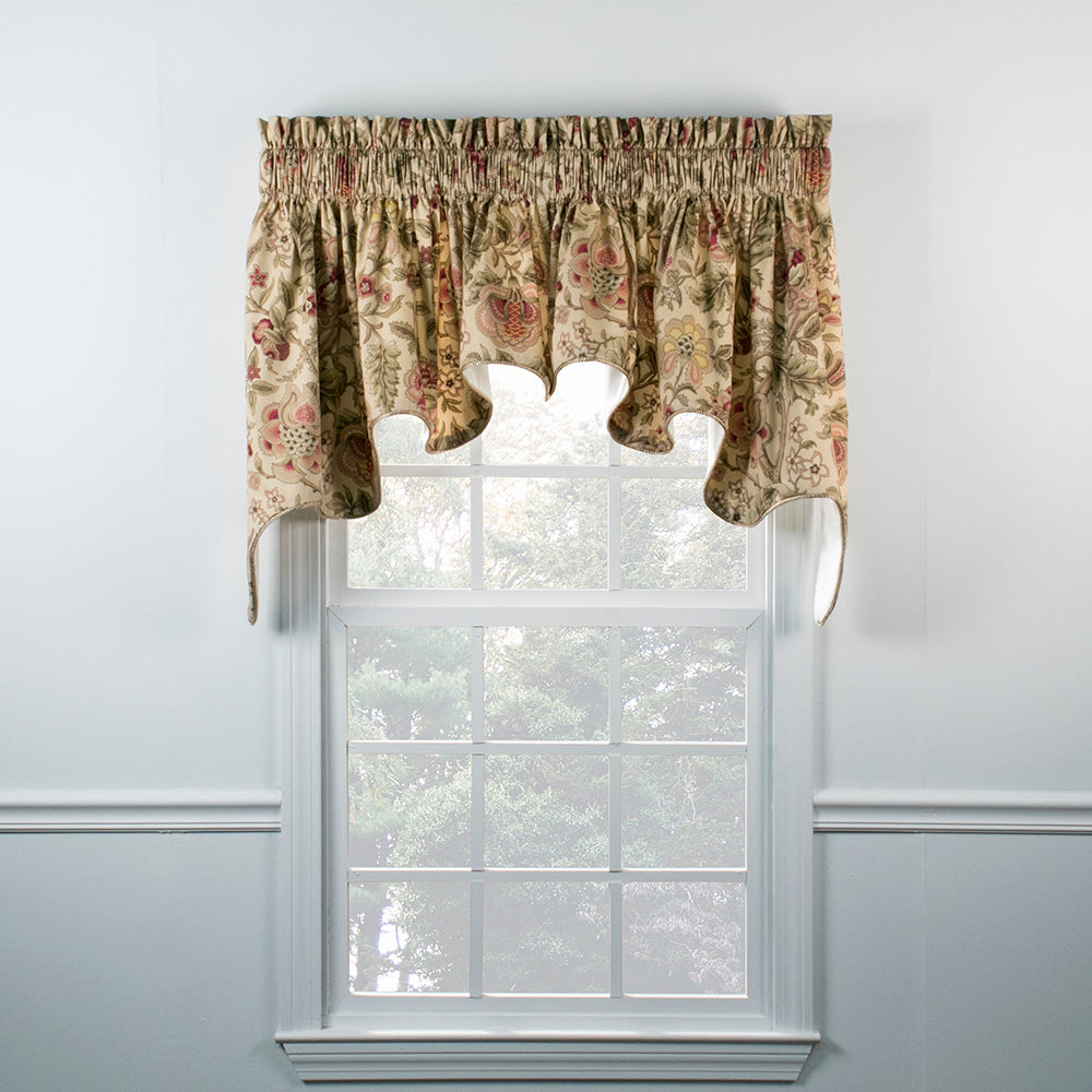 Regency Duchess Lined Valance