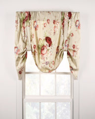 Sanctuary Rose Lined Tie Up Valance