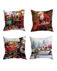 Seasonal Action Cushion Covers