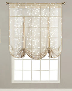views shade more curtains custom shades balloon curtain window
