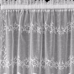 Sheer-Divine-Lace -Tier-and-Valance-White