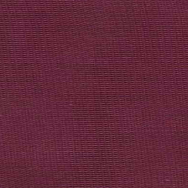Closeup of Burgundy H.C. International Sheer Voile Swagger Valance