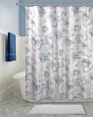 Shelby- Fabric- Shower Curtain