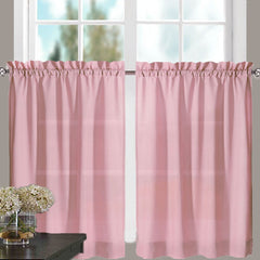 Stacey-Tier, Ruffled-Valance- and-Ruffled Swag-Blush