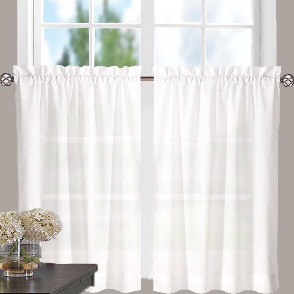 Ellis Stacey Tier Curtains And Valance Curtainshop Com