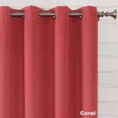 Sun-Zero-Guiliana-Gramercy-Room-Darkening-Grommet-Top-Panel-Coral-Zoom