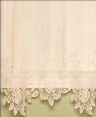 Tea-Rose-Lace-Panel-and-Valance-Ecru