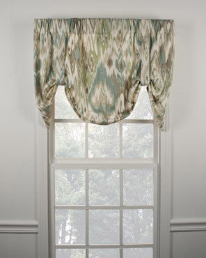 Terlina Lined Tie Up Valance