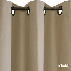 Thermalogic-Weathermate-Grommet-Top- Panel Pair-Khaki