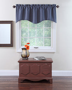 Thompson -Scalloped -Valance
