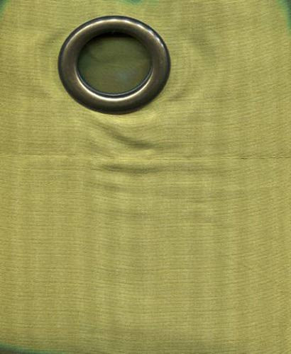 Tribeca -Grommet- Top- Panel-Avocado