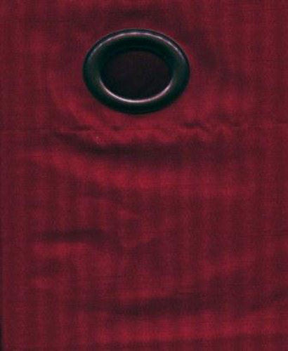 Tribeca -Grommet- Top- Panel-Crimson