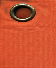 Tribeca -Grommet- Top- Panel-Mandarin