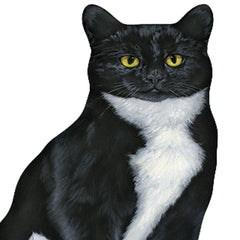 Tuxedo-Cat-Doorstop-Black-White-Zoom