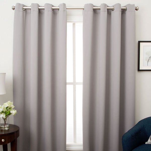 Grey Ultimate Blackout Grommet Top Panel