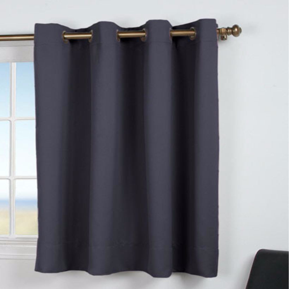 Ultimate Blackout Grommet Top Shortie Panel Ricardo Trading