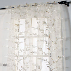 Venice-Embroidered-Sheer-Rod-Pocket-Panel-White-Zoom