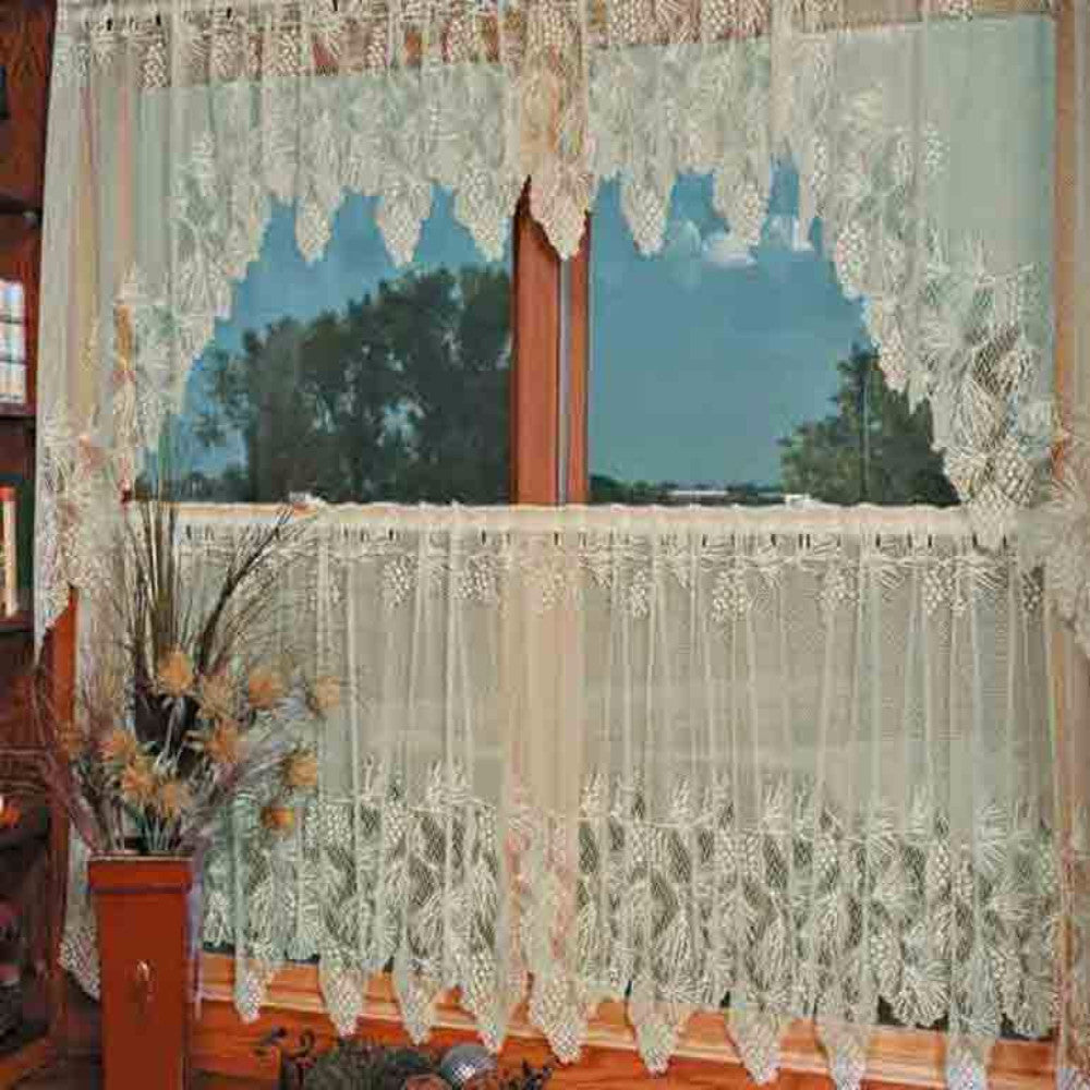 p x martinique turquoise gigi valance tropical swag pair