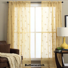 Zurich-Semi-Sheer-Panel-and-Valance-Butterscotch