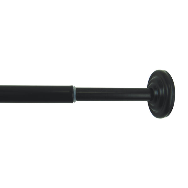 "36"" - 54"" Adjustable Spring Mount Tension Rod by Versailles"