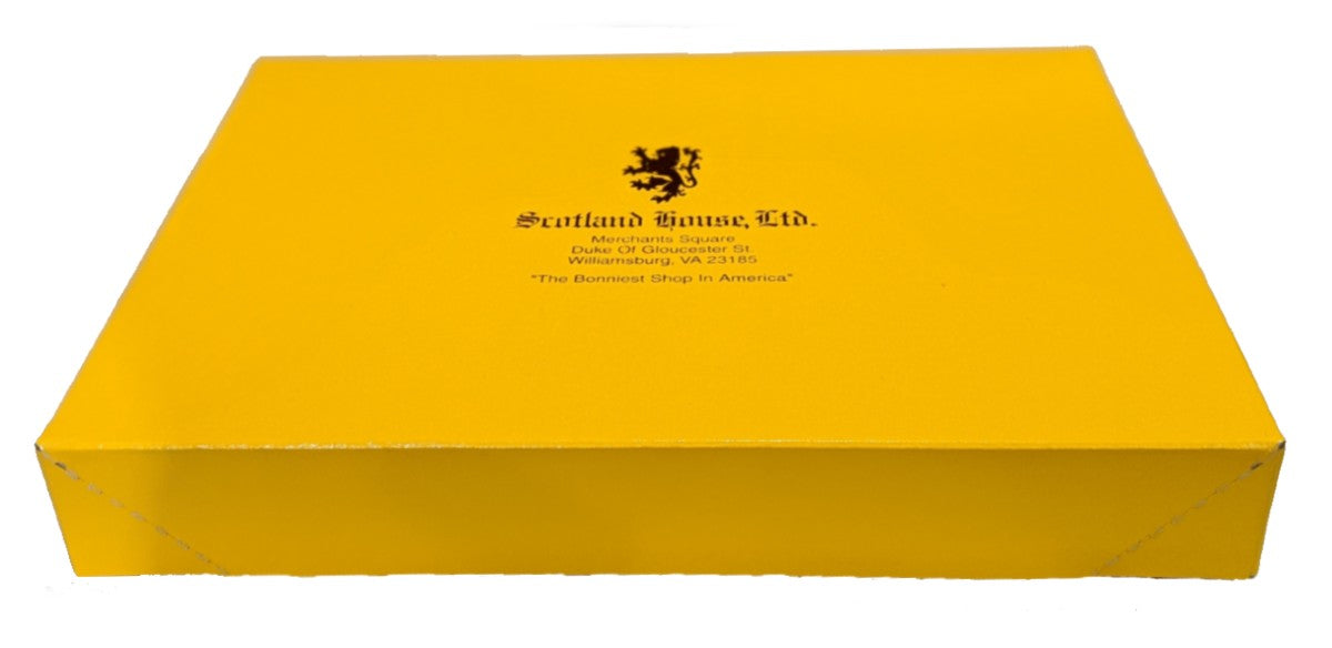 Scotland House Gift Box
