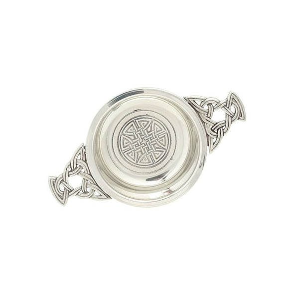 Handmade Pewter Quaich | 2.5"