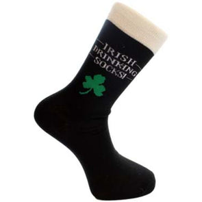 Irish Drinking Socks
